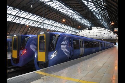 Abellio And Hitachi Sign Scotrail Train Contract News